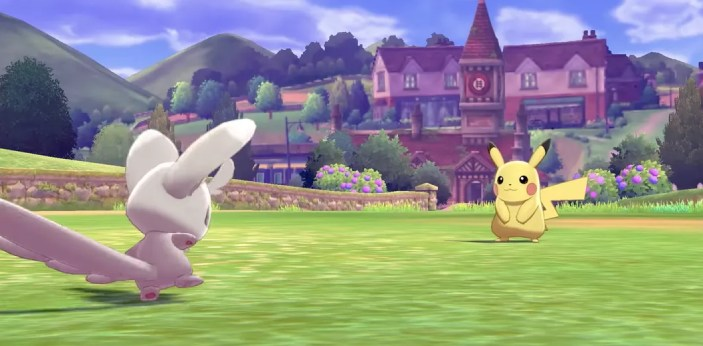 The new Pokémon sword and the shield will integrate dozens of new pokemon from around the