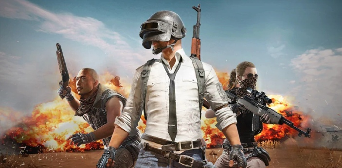 Pubg means Player Unknown's battleground and is a popular online game with over 30 million