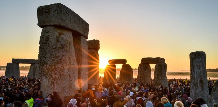 There was a time when the summer solstice signified the time when the season of abundance is going