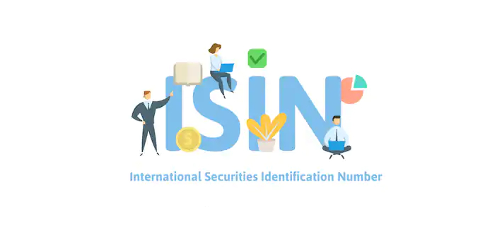 ISIN is the acronym for The International Securities Identification Number, and CUSIP stands for