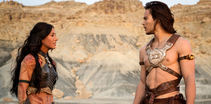 John Carter is one of the most infamous flops in film history. One of the big issues with the film