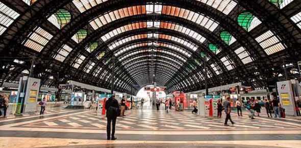 The cleanest and most wonderfully kept train stations need to be recognized. Along with the