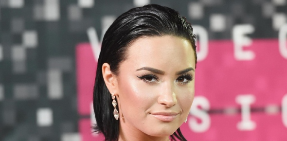 Demi is very prone to depression. In fact, it is out of control and is a disorder by this point and