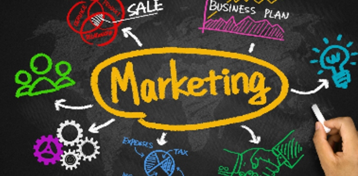 Marketing entails all the processes and activities of a company that have been put in place for the