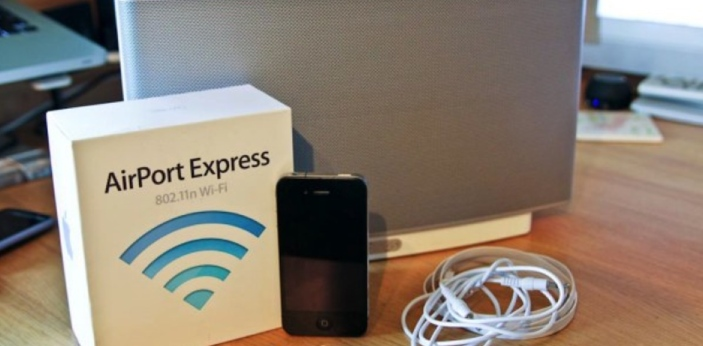 Sonos and Airport Express are two types of audio streaming devices. Both have different advantages