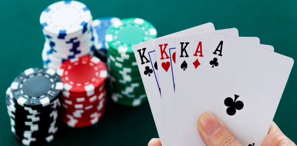 Poker games may be legal so long as the game is placed in a dwelling house and the host is not