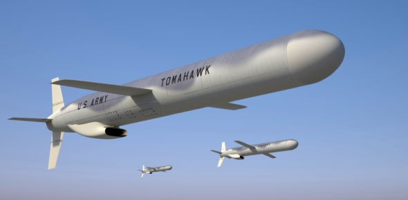 Is Tomahawk missile the best cruise missile currently in use?