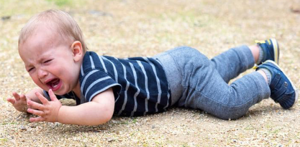 Tantrums are common in toddlers and pre-schoolers, they are how children express and deal with