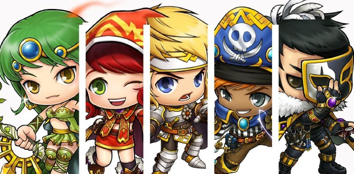 Explorers and Cygnus knights are character orders that are available in the MapleStory. MapleStory