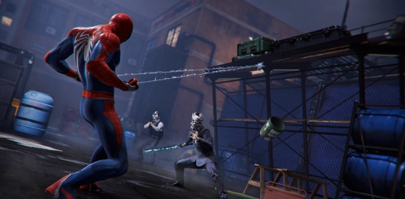 Will the new Spiderman game live up to the hype?