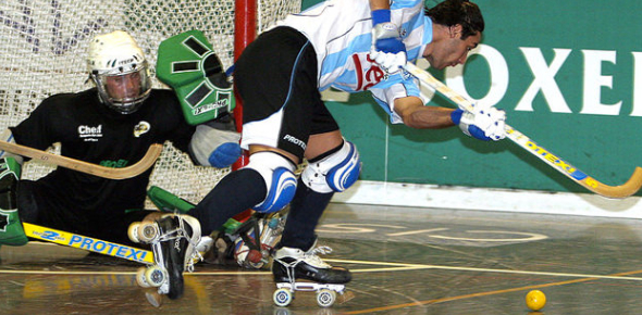 Hockey is an extremely dangerous sport. The allowance of contact, paired with fast moving puck and
