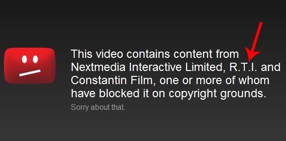 How do I claim copyright?