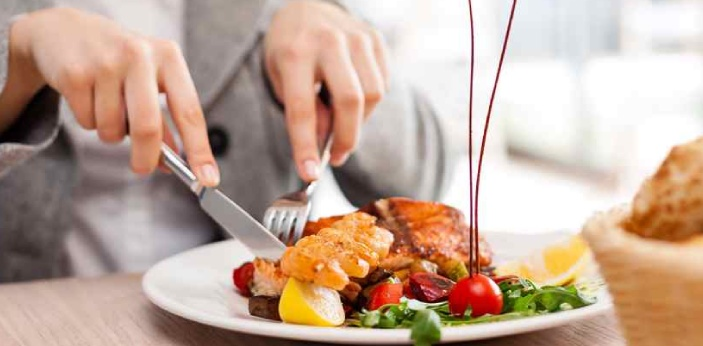 Greeks would eat dinner choosing eggs = quail and hens = fish, legumes, olives, cheeses, breads,
