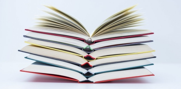 What makes a good book depends on the genre. Good novels will generally have strong characters,