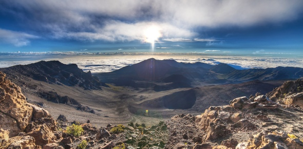 You can definitely climb mountains in Hawaii and that is one of the big tourist attractions. It is