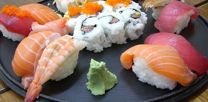 Sushi and Maki are popular foods of the Japanese culture. There are many variations of sushi, and