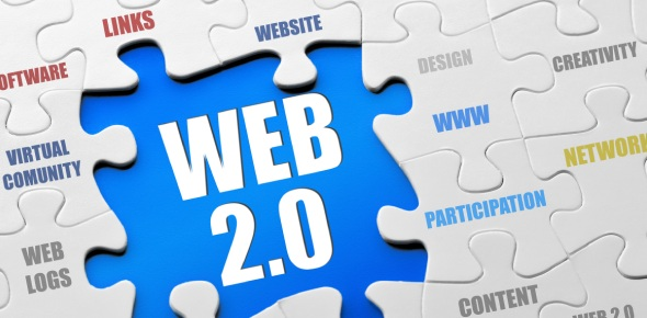 Which of the following is a characteristic of Web 2.0 applications?