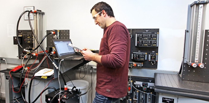 A technician is a person who understands technology. They have a good knowledge of the principles