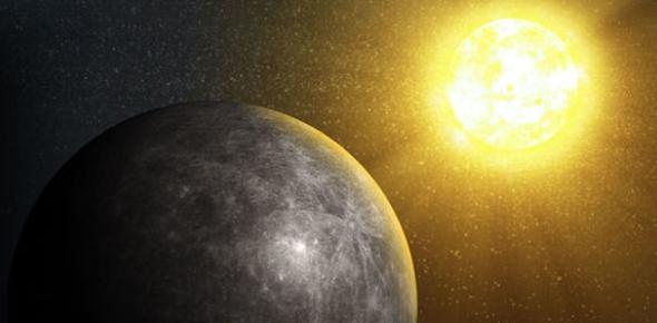 How near is Mercury to the Sun?