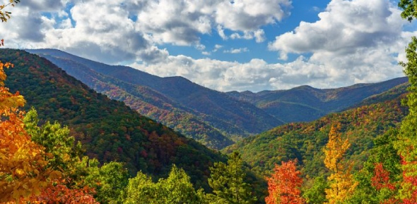 What are the Appalachians?