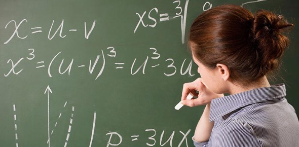 Why are most Asians good at math?