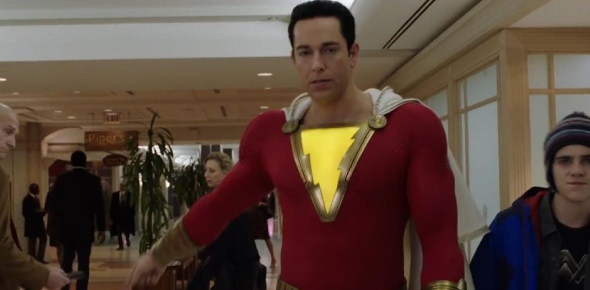 Why is Shazam being called the real Captain Marvel?