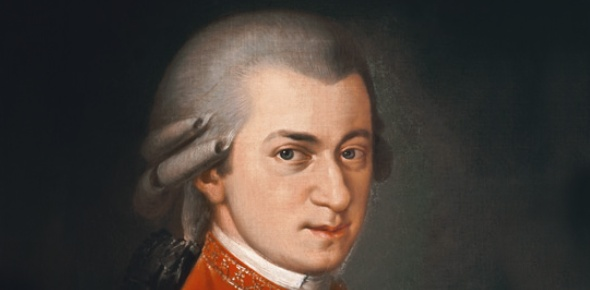 During the period that Mozart's music came out in, even the culture of the times was made up