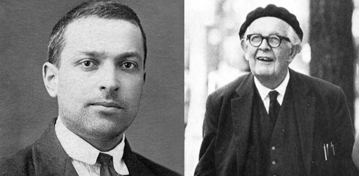 Both Vygotsky and Piaget talked about the cognitive development of human beings starting from their