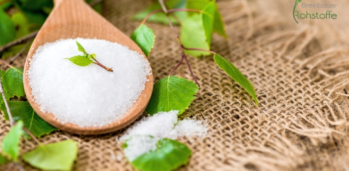 Xylitol is something that is very sweet, but erythritol is not very sweet. These are both used by