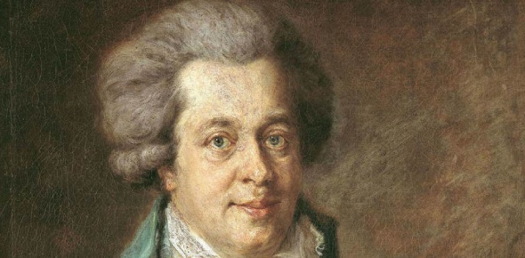 Mozart's Eine Kleine that was played by Cyprien Katsaris, who is a world-famous French