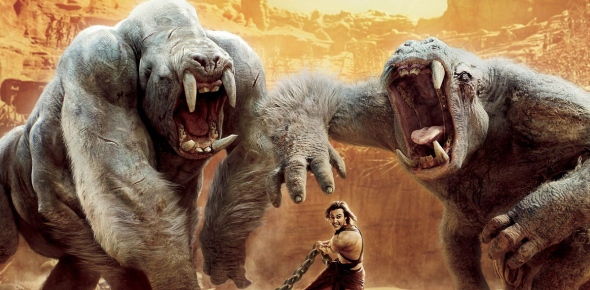 Why was John Carter a flop at the box office?