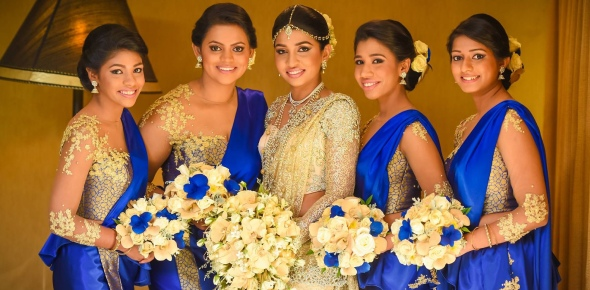 In Sri Lanka, the women dress very modestly. They are Buddhists for the most part and don't