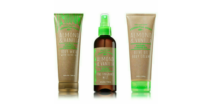Almond and vanilla extracts are ingredients used in adding flavor to savory dishes or other food.