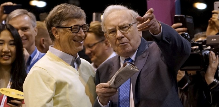 Berkshire Hathaway is an innovative, ever-expanding holding company. With a business operating in