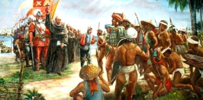 The Spaniards oppressed the Filipino people for 333 years. There were a lot of Spanish