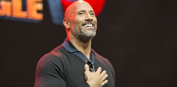 Why does Dwayne Johnson have such huge fan-following?
