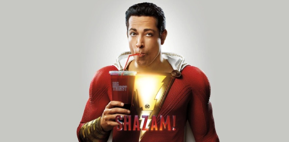 Is Shazam just a movie cashing in on the humor aspect of marvel movies?