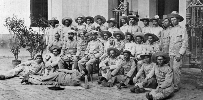 Philippines was once under rule of the Spanish. Before the Philippine revolution, the Spanish