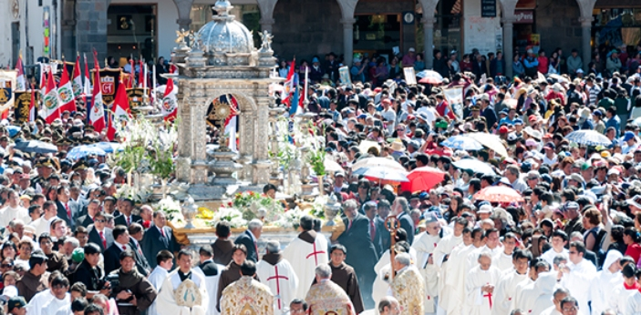 Corpus Christi is known to be the type of festival wherein people will make it a point to remember
