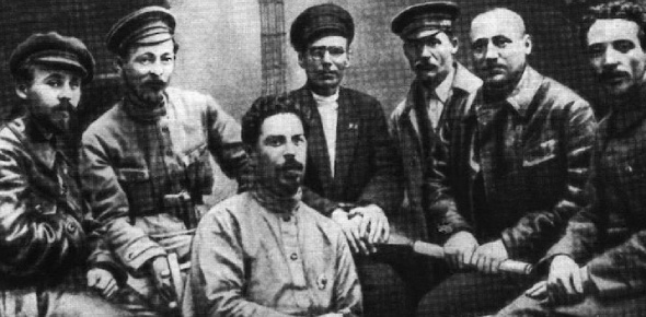 Cheka was an important military and security arm of the feared Bolshevik communist government,