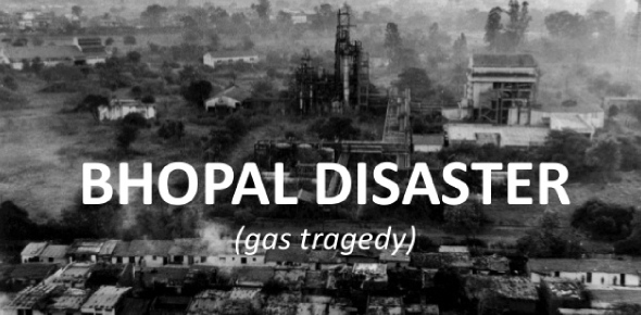 How did the Bhopal Gas Tragedy happen?