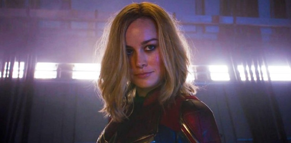 Who are the star casts of upcoming film Captain Marvel?