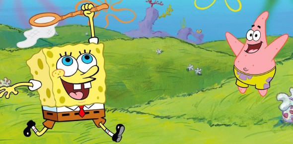 Why did the creator of SpongeBob SquarePants leave the show?