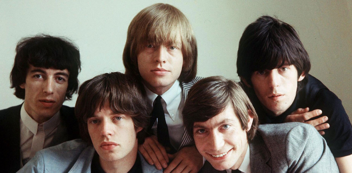 The Rolling Stones formed in London England in 1962. The original line-up consisted of Brian Jones,