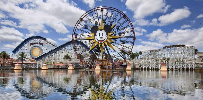 California's Disneyland resides at the OG park. It possesses an old school charm with a touch