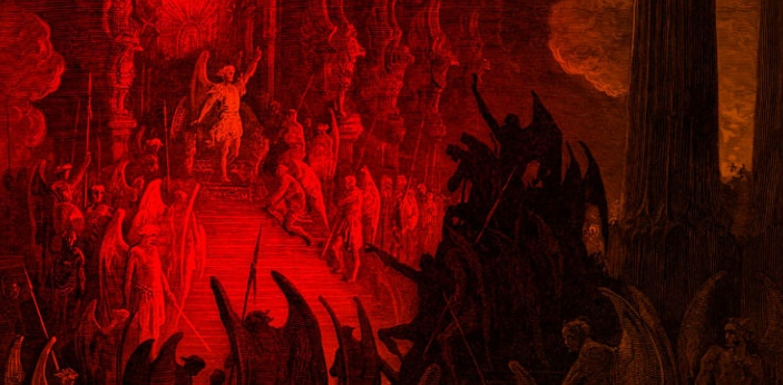 A lot of people feel that satan and devil can be used interchangeably because they mean the same