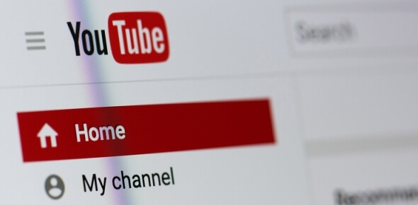 Which YouTube channel has the most views?