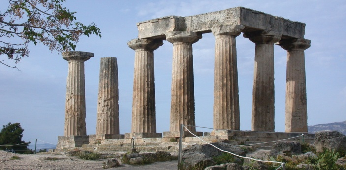 The Greeks and Romans during ancient Greek and Roman times ate what they planted, hunted and got