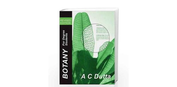 Which is the best Book to study Botany?