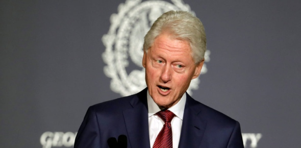 Bill Clinton is known for a quite a few things. One thing that he is known for is being president